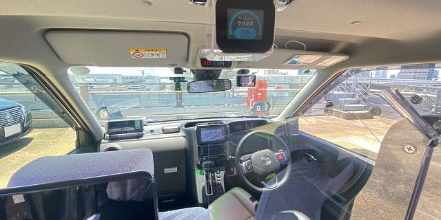 コロナ禍の新しい形・ニューノーマルタクシー!kmグループの取り組み